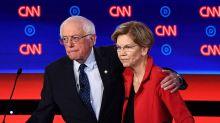Veterans Group Issues Joint Endorsement Of Elizabeth Warren, Bernie Sanders
