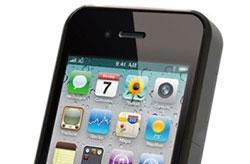Aigo's iPhone 4 battery case features internal charge cable