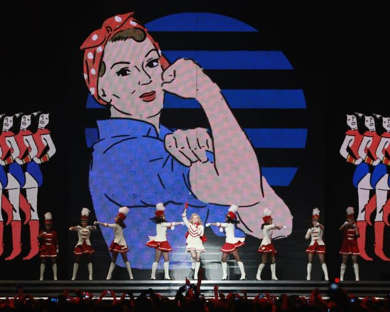 Madonna's back catalogue is in Warner's portfolio
