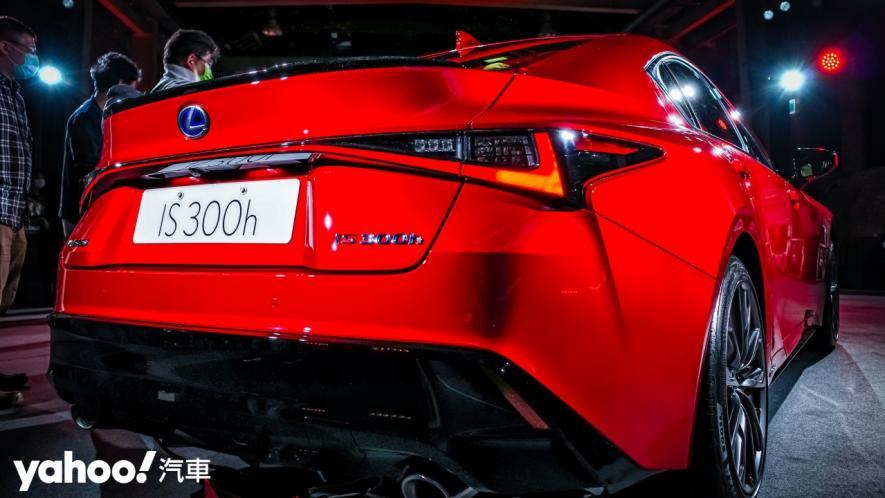 平均降幅1至4萬!2021 Lexus IS小改款超殺上市! - 4