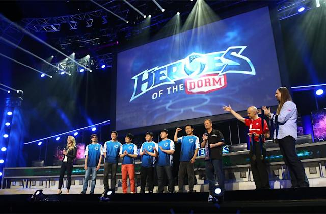 Facebook snags 'Heroes of the Dorm' as an eSports exclusive