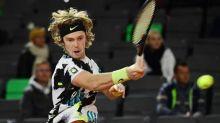 Tennis - ATP - Saint-Pétersbourg - Saint-Pétersbourg: Andrey Rublev écarte facilement Vasek Pospisil