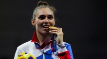 Olympics-Fencing-ROC chief Pozdnyakov praises daughter for keeping family tradition alive