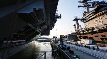 Navy Weighs Buying Two More Carriers in One Contract