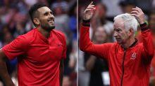 McEnroe and Kyrgios' epic 'blow up' at umpire in tandem rant