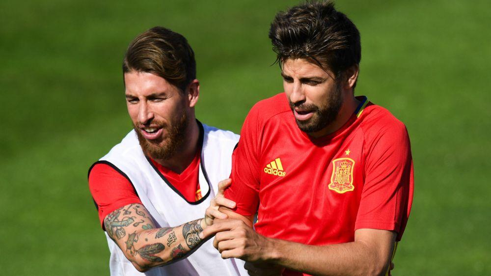 EN VIVO: Así fue el entrenamiento de la selección española en Las Rozas
