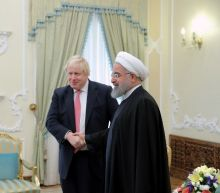 Rouhani meeting wraps British FM's 'worthwhile' Iran visit