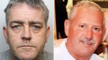 Jealous builder who murdered wife's lover jailed for minimum of 30 years