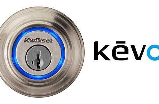 Kwikset introduces Kevo, a smartphone-friendly lock powered by UniKey