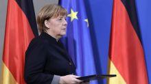"""Kanzlerin Merkel: """"Müssen von Terroranschlag ausgehen"""""""
