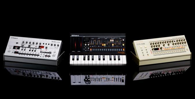 Roland's new take on the iconic TR-909 delivers nostalgia aplenty