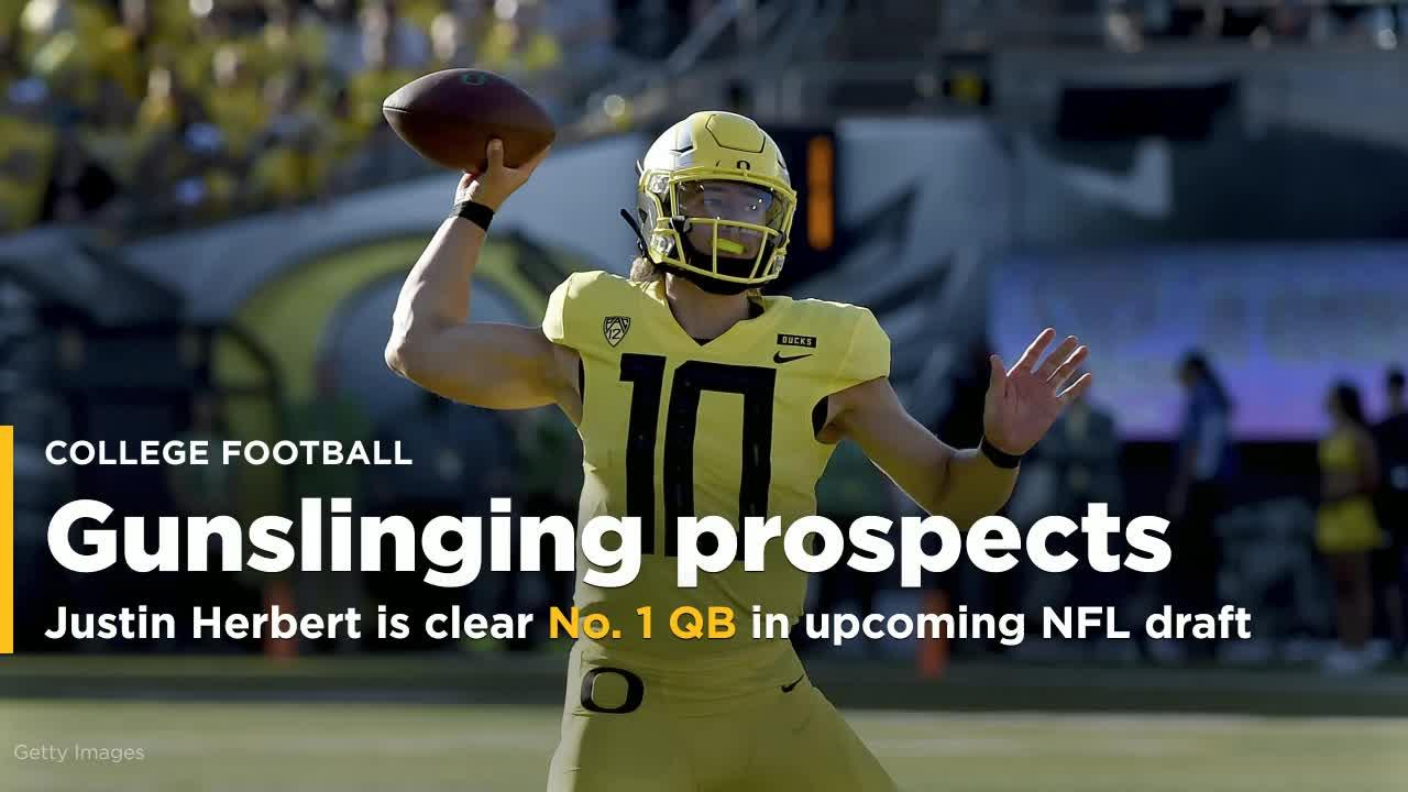 Best Nfl Draft Prospects On Each Undefeated College: Top 10 College QB Prospects Before The 2019 NFL Draft [Video]