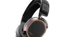 The SteelSeries Arctis Pro headset is a must-have for competitive gamers