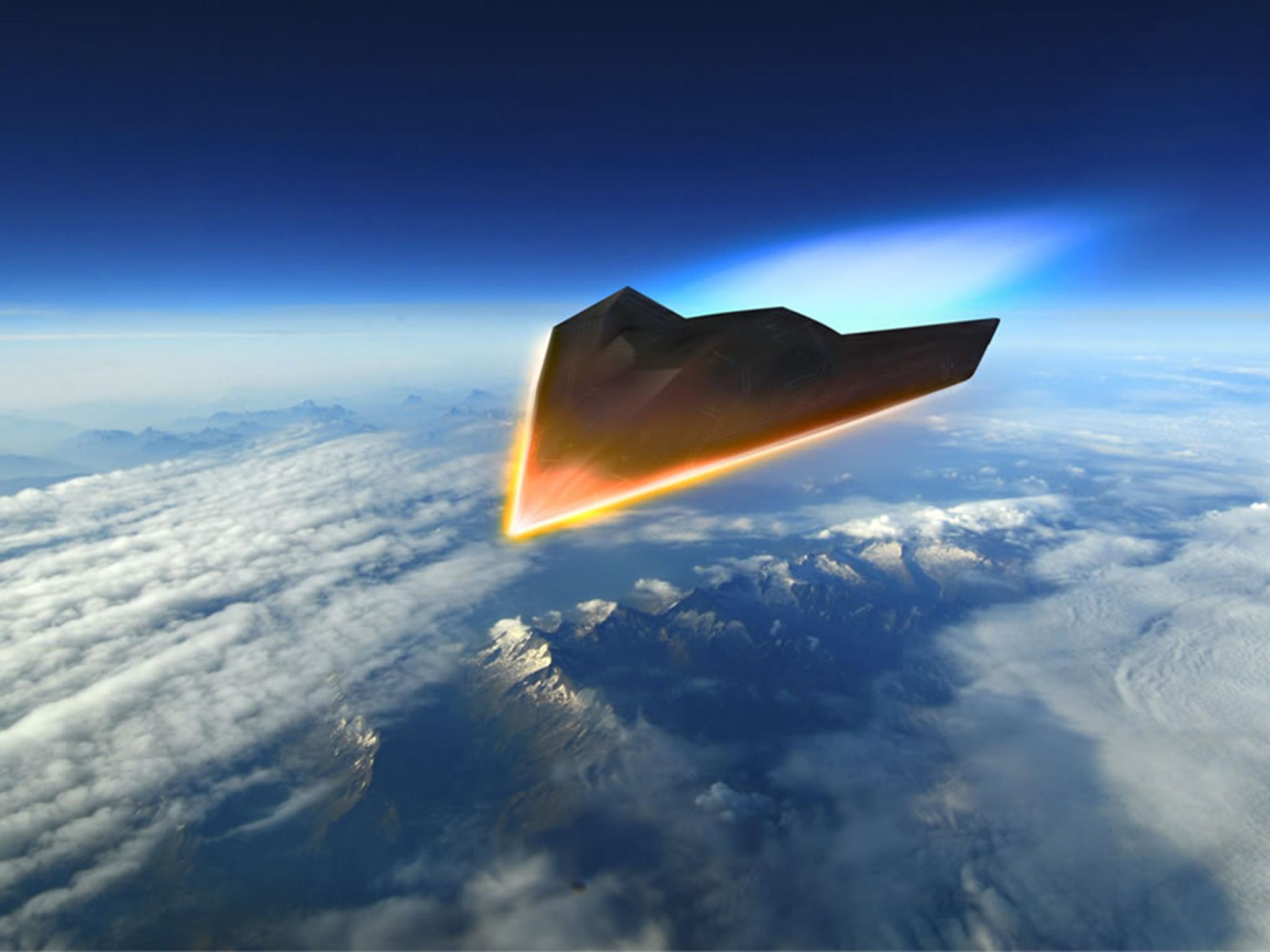 US step closer to developing hypersonic missile that travels at five times the speed of sound