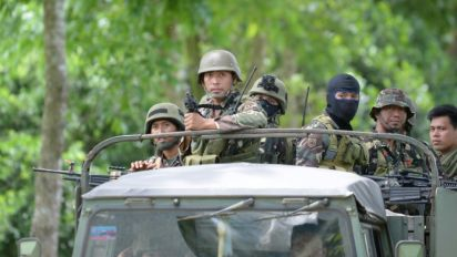 How a botched raid led to martial law in the Philippines