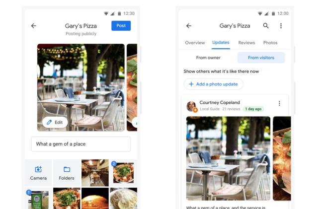 Google will let you upload photos and add missing roads in Maps