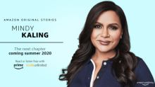 Mindy Kaling to Publish New Essay Collection with Amazon, Available Free for Prime Members