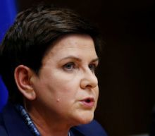 Polish PM draws link between London attack and EU migrant policy