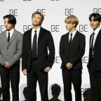 McDonald's sales surge with help from BTS