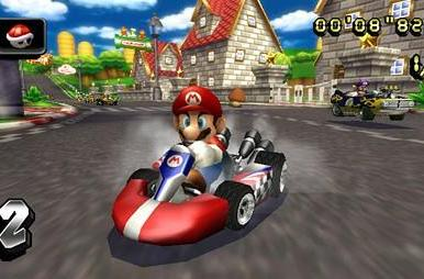 Mario Kart is racing to Europe this April