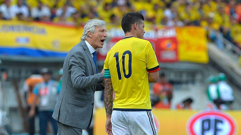 ¿Qué jugadores corren riesgo de suspensión en Colombia?