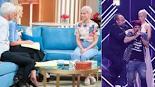 Eurovision singer SuRie gives first interview after stage invasion and assault