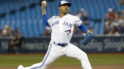 Stroman works seven strong in Blue Jays win
