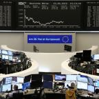 European shares recover after Trump signal on trade war
