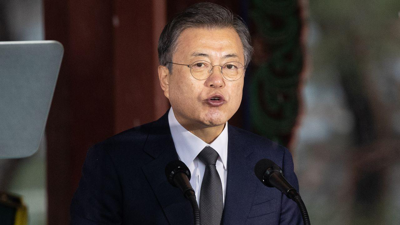 South Korean president: Trump
