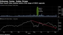 Saudi Share Trading Set to Jump on MSCI as Trade Woes Dominate
