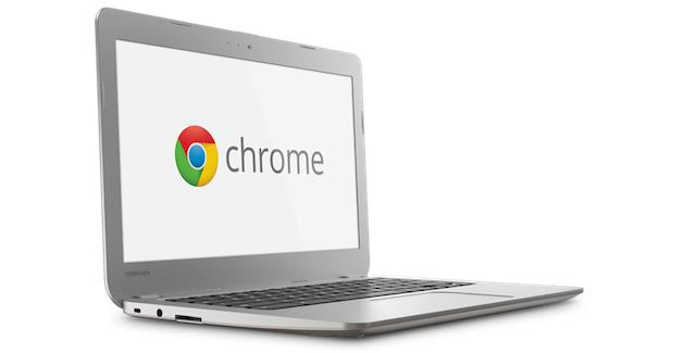Toshiba Chromebook arrives in the US and UK, slightly pricier than expected