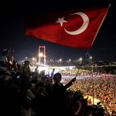 Turkey shakes up security forces post-coup