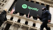 Why traders aren't shorting Spotify yet