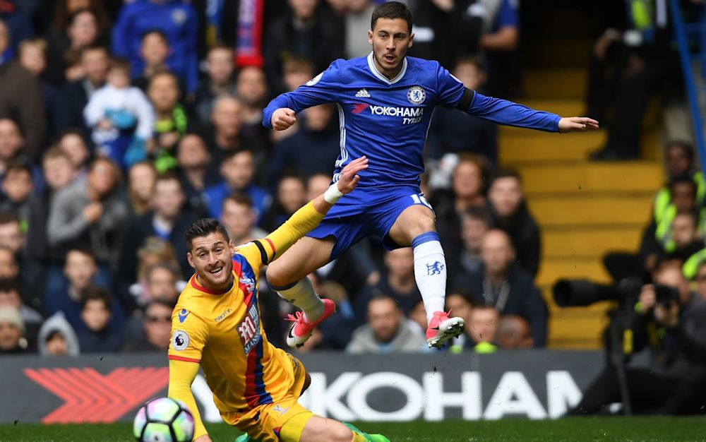 Hazard says he's 'fine' at Chelsea - Getty Images Europe