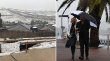 Australia to be hit with FIVE major weather events