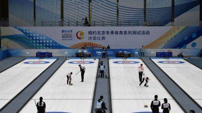 Olympia für Curlerinnen nur noch über Umweg erreichbar