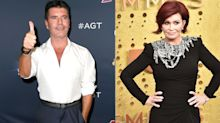 Sharon Osbourne says feud with Simon Cowell is 'over': 'It was business, not personal'