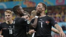 North Macedonia FA calls on Uefa to investigate Marko Arnautovic remarks