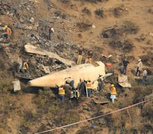 Deadly plane crash in northern Pakistan