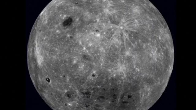 Watch: 360-degree view of the moon