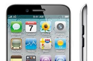 Could the iPhone 5 look like a beveled iPod touch?