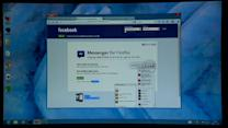 How to integrate Facebook Messenger directly into Firefox