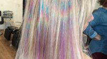Tie-Dye Hair Has Arrived - And It's Every Bit As Wonderful As We Hoped It Would Be
