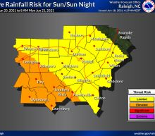 Tropical system in Gulf could dump rain on the Triangle this weekend. What to know