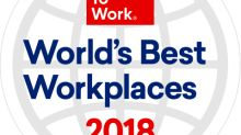 "Hyatt Named to 2018 FORTUNE ""World's Best Workplaces®"" List for Fifth Consecutive Year"