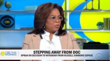 Oprah Defends Decision to Exit #MeToo Doc: 'This Is Not a Victory for Russell' Simmons