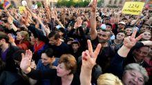 Armeniens Oppositionsführer: Nur ich bin Kandidat für Amt des Regierungschefs