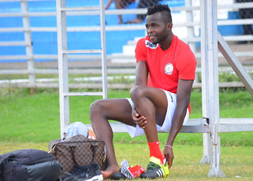 'Tosh' explains his absence from Kenya squad