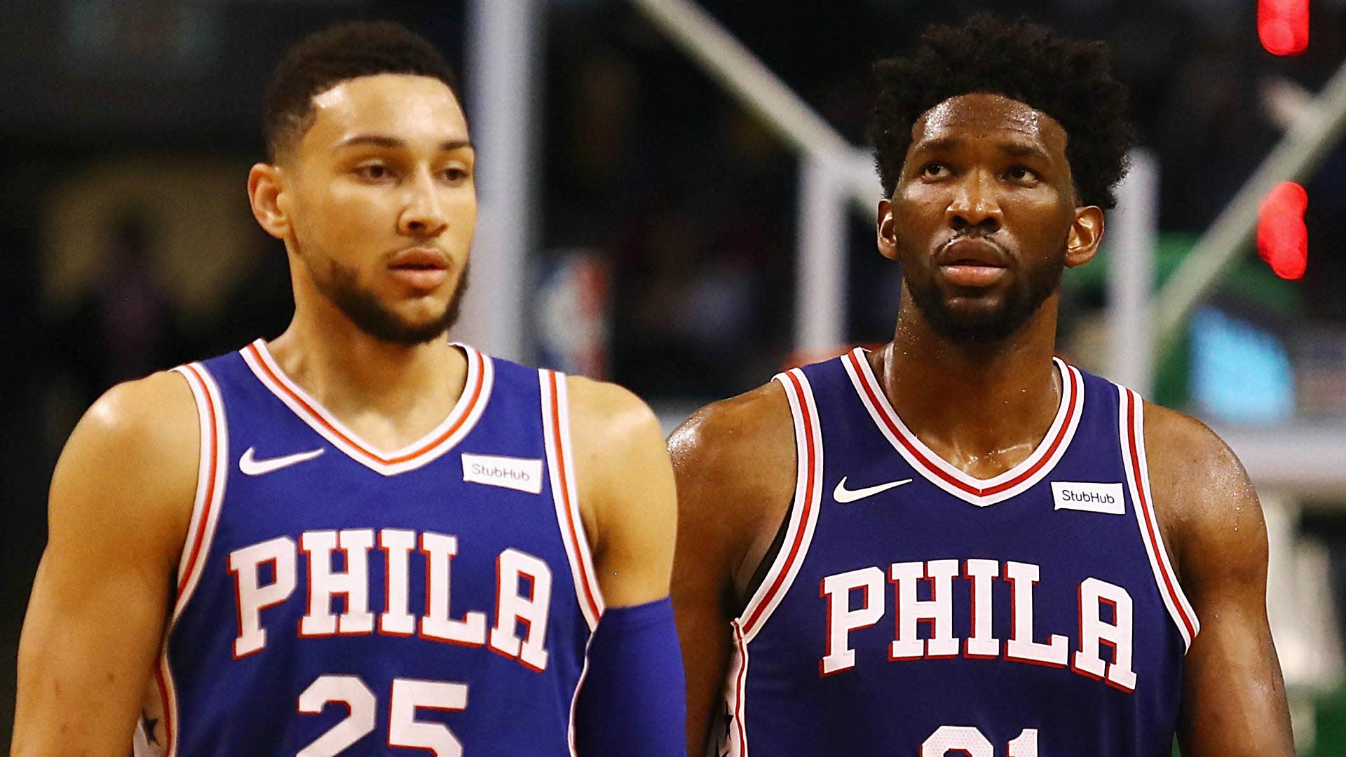 Ben Simmons, Joel Embiid, Lonzo Ball highlight NBA Rising ...