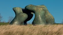 Win a trip to see the Yorkshire Sculpture Triangle